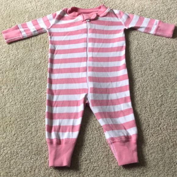 Hanna Anderson sleeper size 0-6 months